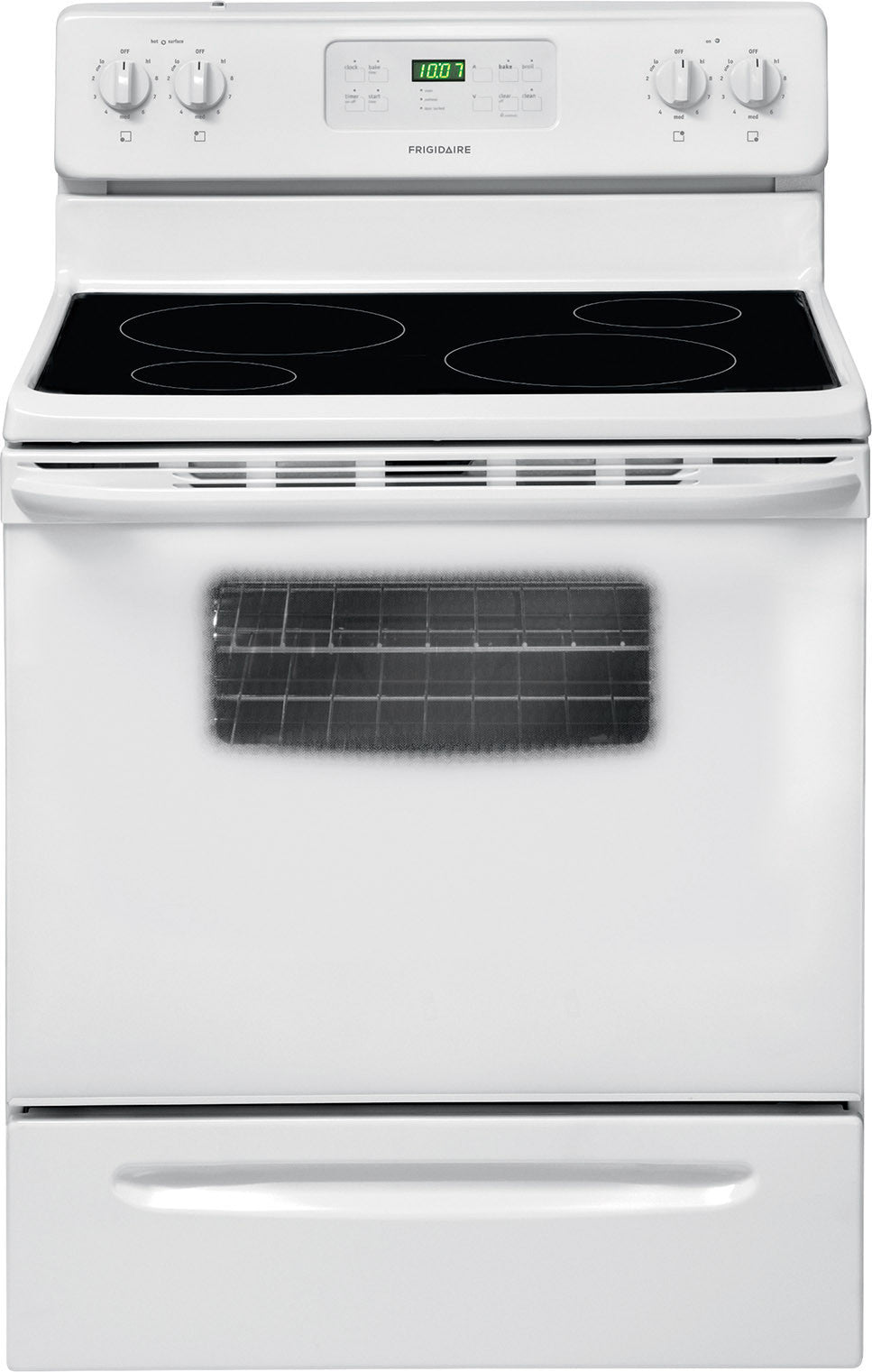 Frigidaire  Electric Smoothtop