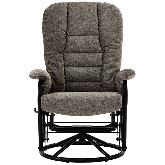 CRINAR ROCKING, SWIVELING AND RECLINING CHAIR