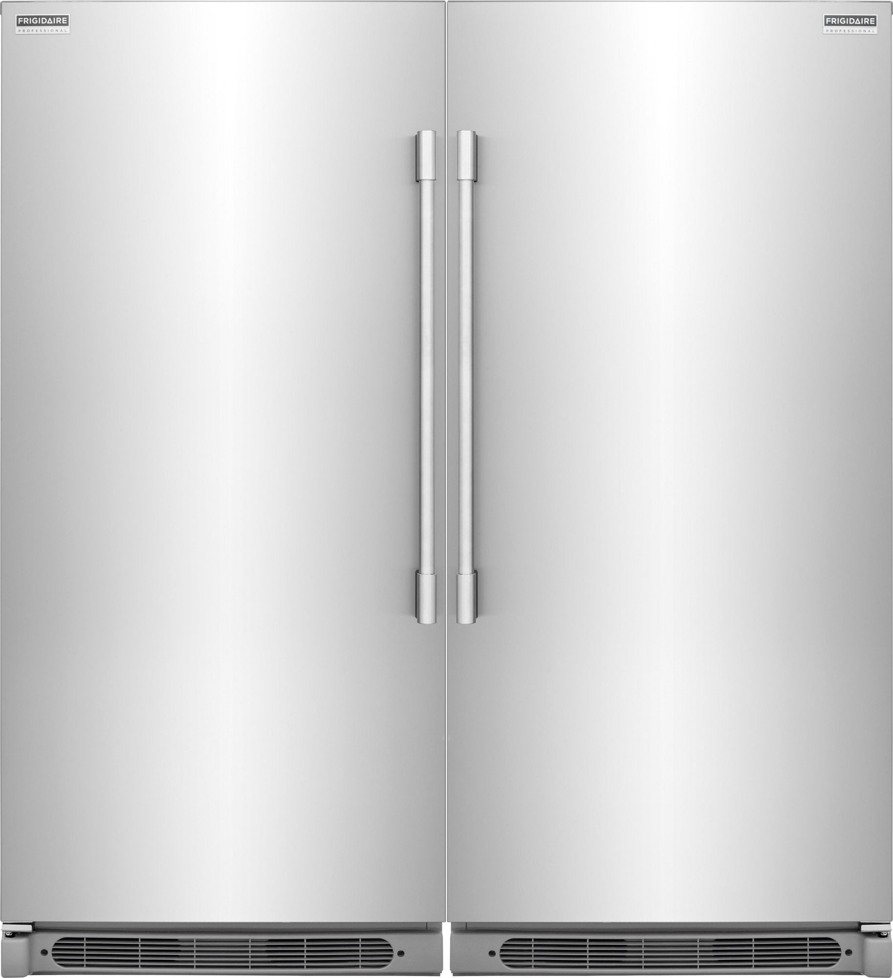 Frigidaire Professional Twin Upright All Fridge