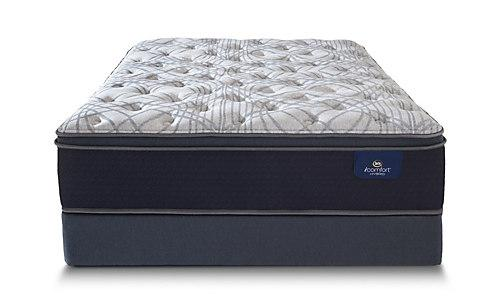 iComfort Genesis Pillow Top Mattress Set