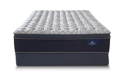 iComfort Grace Firm Euro Top Mattress Set
