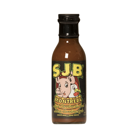 S.J.B. South Carolina Style Sauce