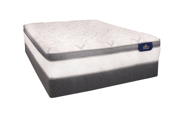Serta Bellagio Rinnovare IV Euro Top Plush
