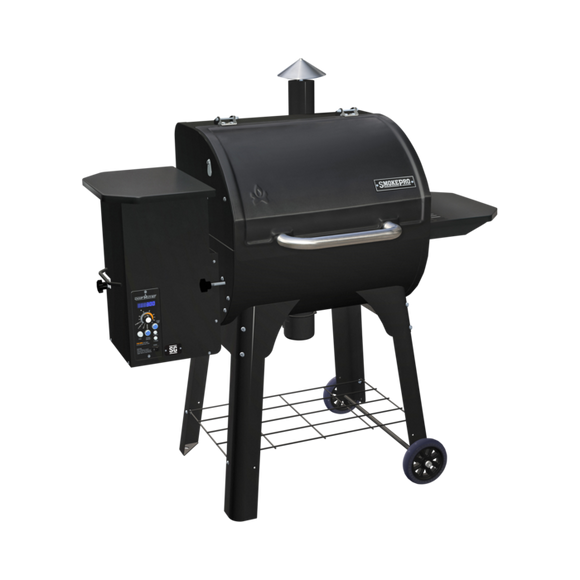 BBQ Camp Chef SmokePro SG aux granules Noir