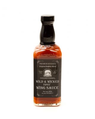 SAUCE AILES DE POULET WILD & WICKED TIPSY | HISTORIC LYNCHBURG