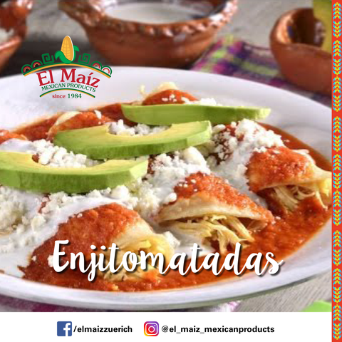 enjitomatadas el maiz mexican products