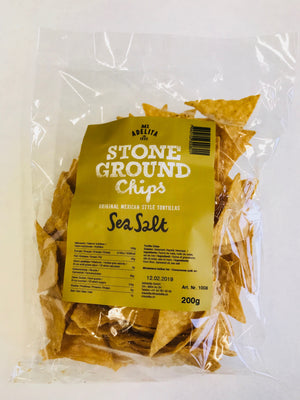 Tortilla Chips al natural 200 gr MI ADELITA