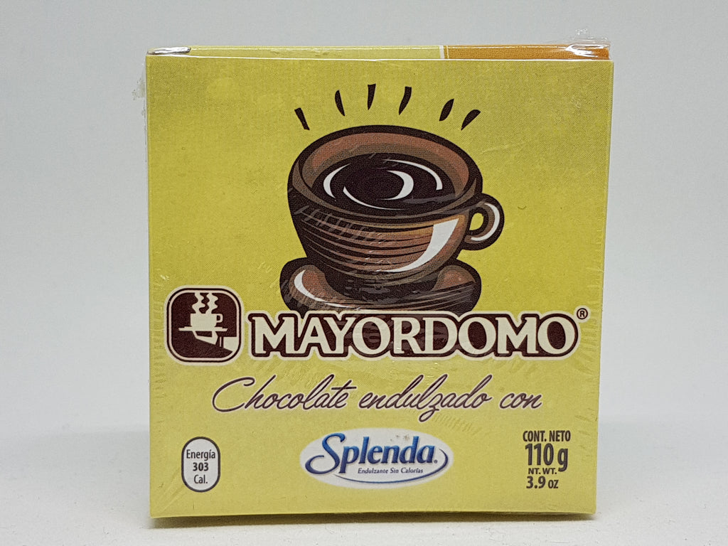 Mayordomo Chocolate Splenda 110 g