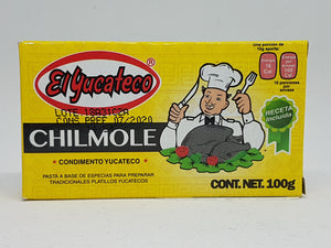 Chilmole  100 gr El Yucateco