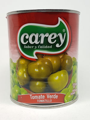 Tomatillo Verde entero 800 gr Carey