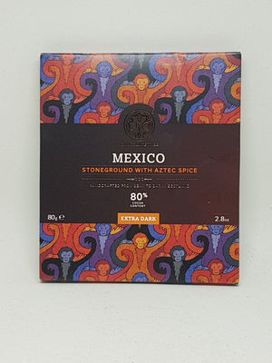 Chocolate Tree Mexico 80% cacao Extra Negro