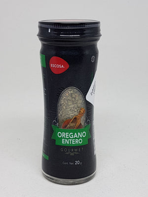 Oregano Gourmet Entero 20 gr ESCOSA