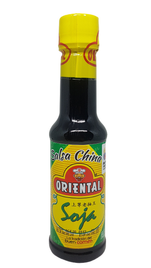 Salsa China de Soja Oriental 200 ml