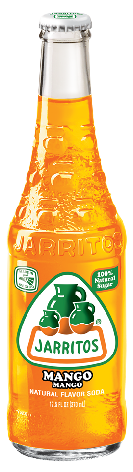 Jarritos Mango botella 370ml