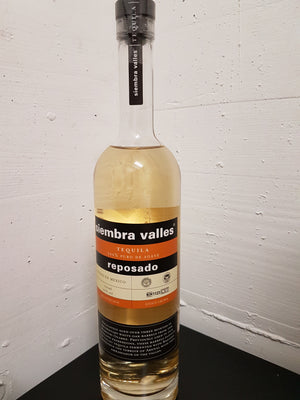 Tequila Siembra Valles Reposado 700 ml