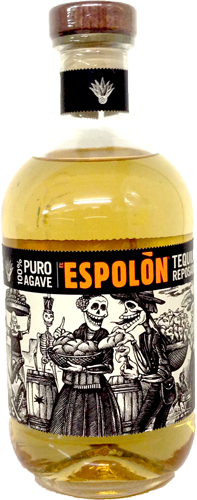 Tequila Espolon Reposado 70CL / 40%
