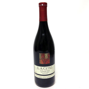 L.A. Cetto Zinfandel Mexiko 2016 - 750 ml / 14% vol.