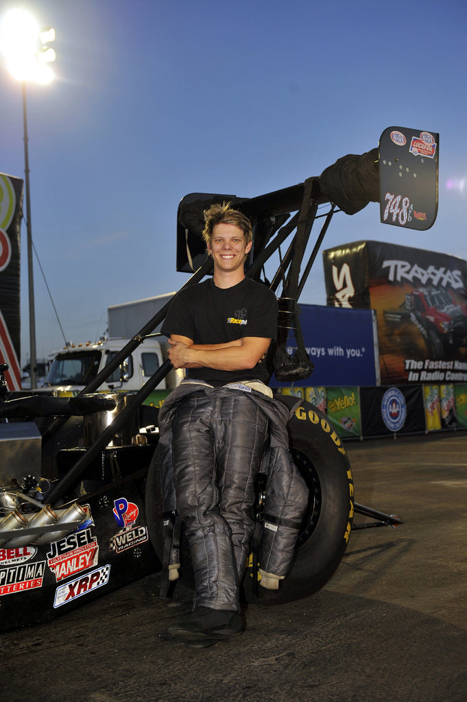 Cameron Ferre`- NHRA A/Fuel Dragster/ Super Comp/ Top Dragster