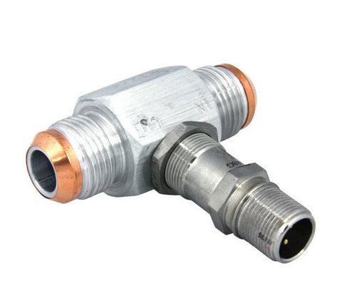 ALUMINUM LOW FLOW METER