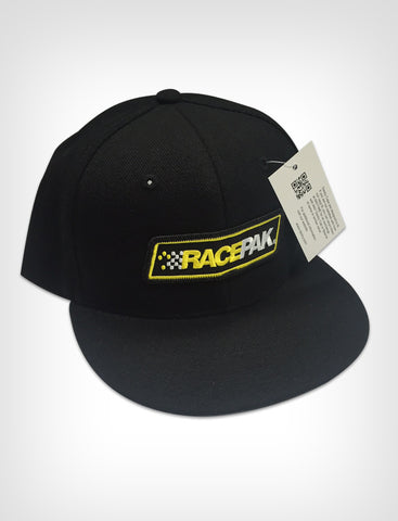 RACEPAK PATCH FLAT BILL SNAPBACK