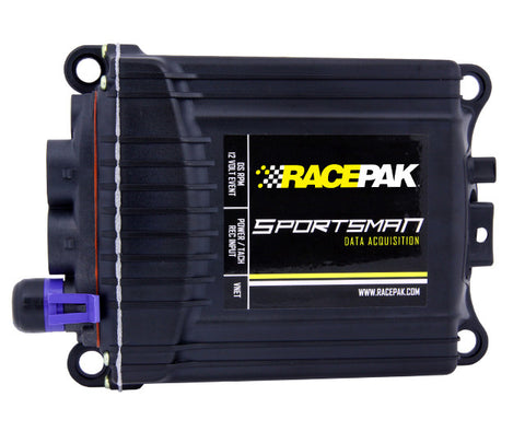 SPORTSMAN DATA LOGGER