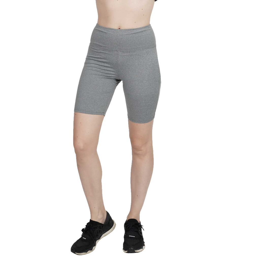 Wide Waist Seamless Bike Short