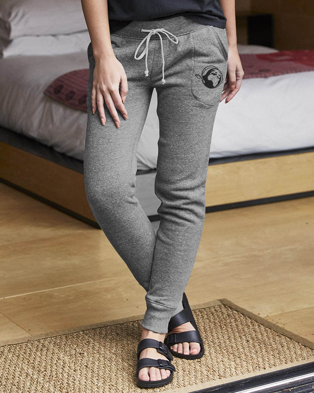 Soft Eco Premium Ladies Joggers