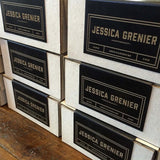 Jessica Grenier Photography Apothecary Packaging