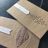 North Yard Supply Co. Packaging