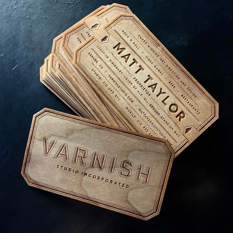 Varnish Wood