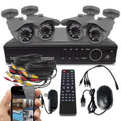 Complete Surveillance Systems