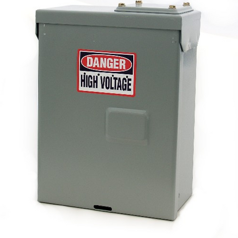 Outdoor Battery Power Elec Box Hidden Camera