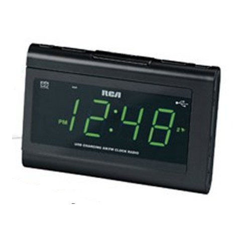 RCA Alarm Clock Hidden Camera