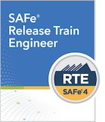 SAFe® Release Train Engineer, London, August 6-8, 2019