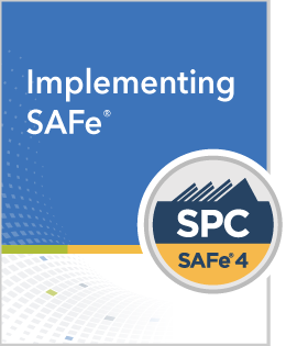 Implementing SAFe® with SPC Certification, Amsterdam, October 9-12, 2018