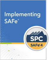 Implementing SAFe® with SPC Certification, London, September 24-27, 2019