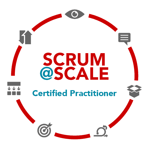 Scrum@Scale® Certified Practitioner, London, March 21-22, 2019