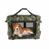Durable Den Soft Travel Dog Crate