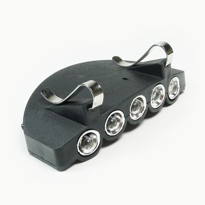 Bright LED Clip-to-Bill Headlight - FREE SHIPPING