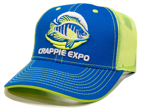 Crappie Expo 2019 Embroidered Cap