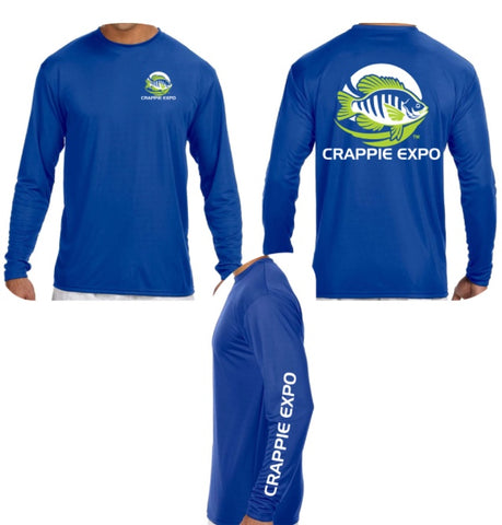 Crappie Expo 2019 Performance Shirt