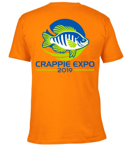 Crappie Expo 2019 T Shirt