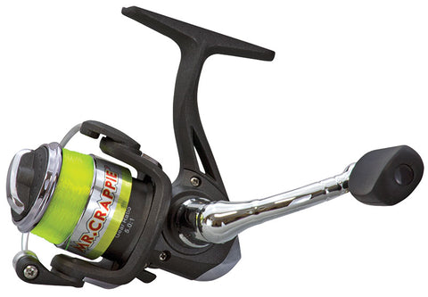 Mr. Crappie Slab Shaker Spinning Reels