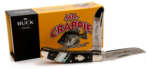 Mr. Crappie by Buck Knives Collector Knife Model #2