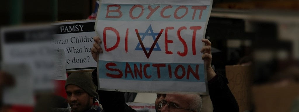 Understanding the BDS Movement Part 3—BDS activity and the need for us to engage.