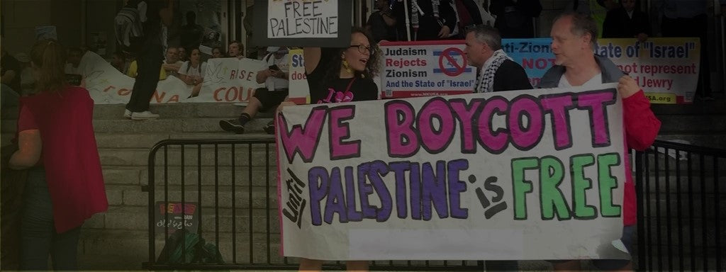 Understanding the BDS Movement Part 2—Its Reasons and Methods