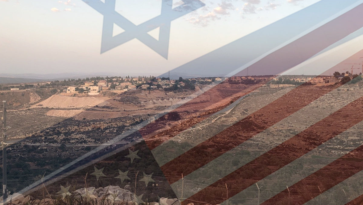 Doing our part to ensure the US remains a strong friend of Israel.