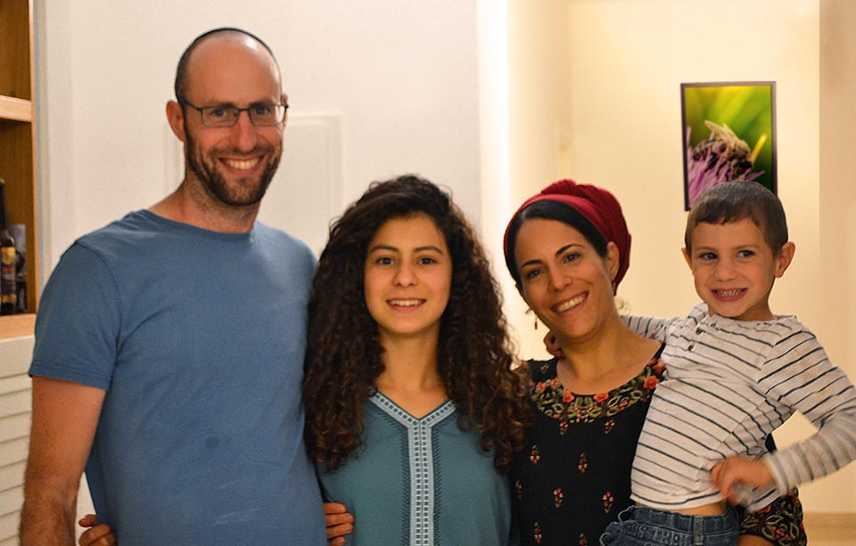 Meet the people and families who live in Judea and Samaria and create our amazing products from Israel.