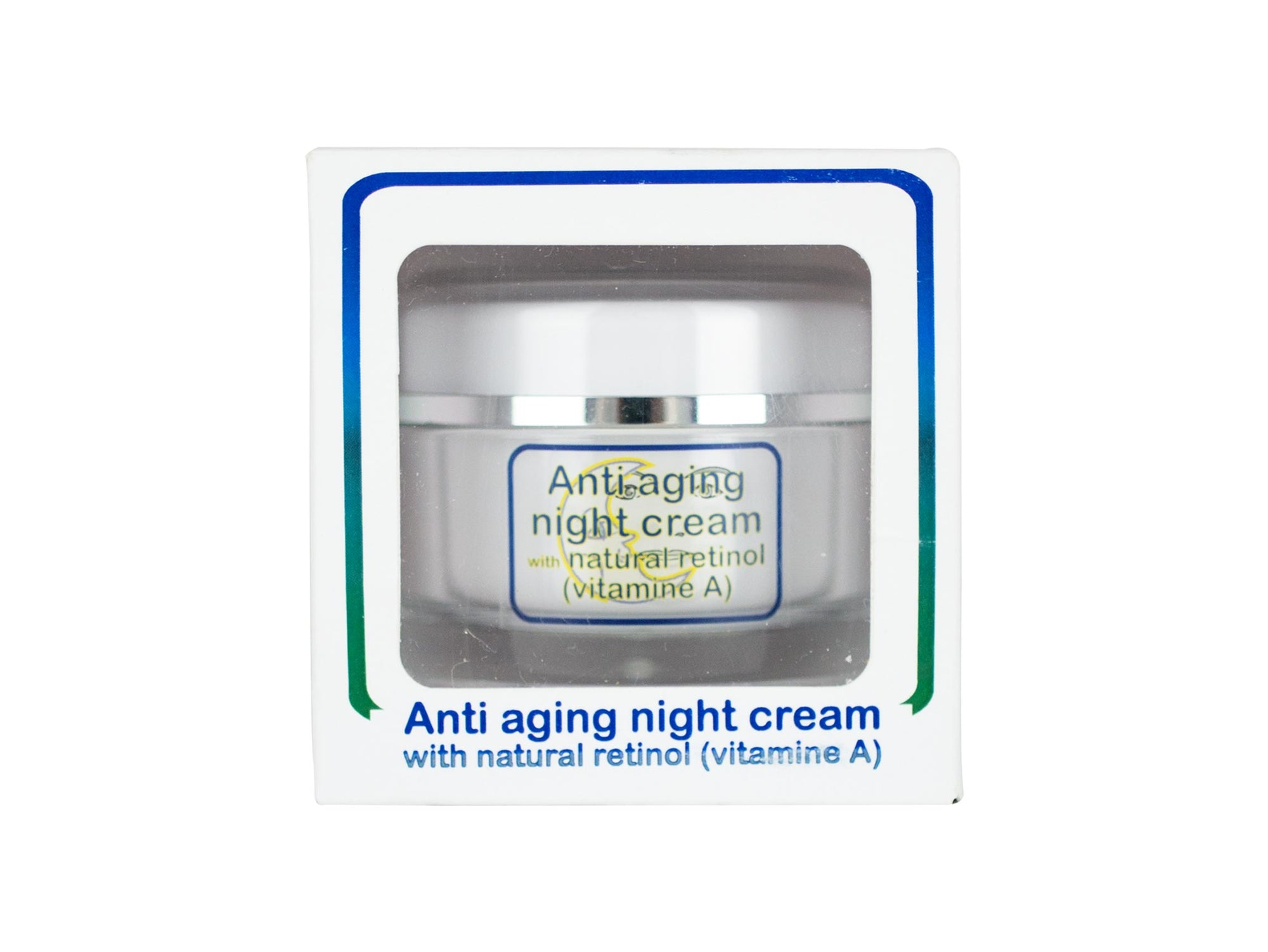 Anti-Aging Night Cream - Blessed Buy Israel