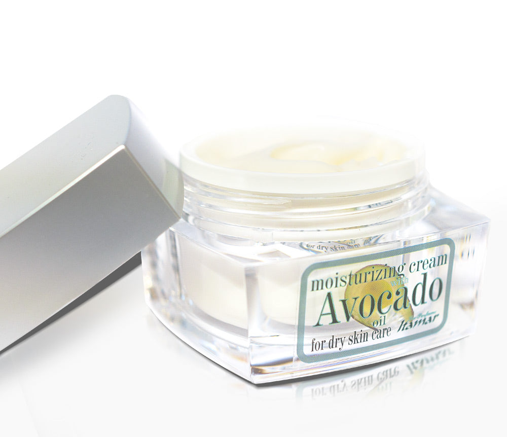 Open Avocado Moisturizing Cream